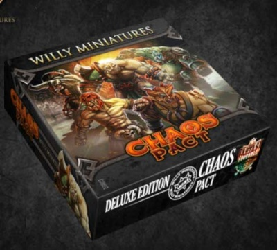 Chaos Pact Deluxe Box