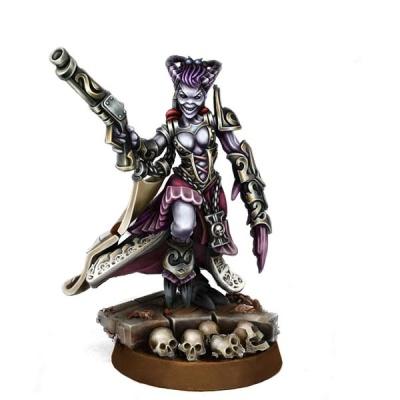 Daemonette Inquisitor Contracted Mercenary