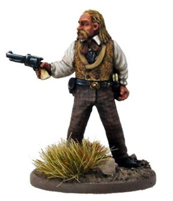 Dead Man's Hand Rogue Wild Bill