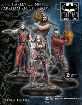 Harley Quinn - Arkham Knight Crew