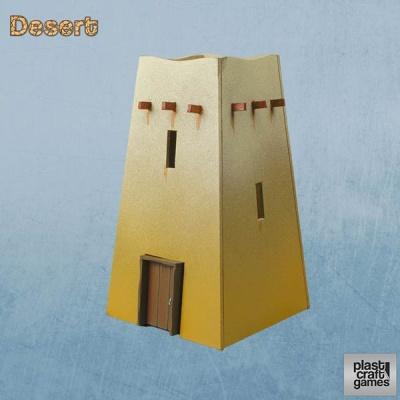 Desert Buildings 2
