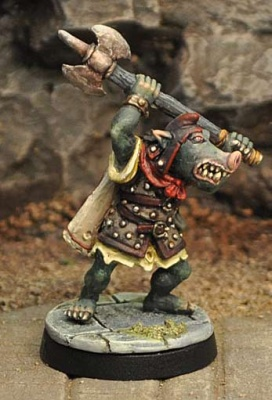 Orc with Great-axe
