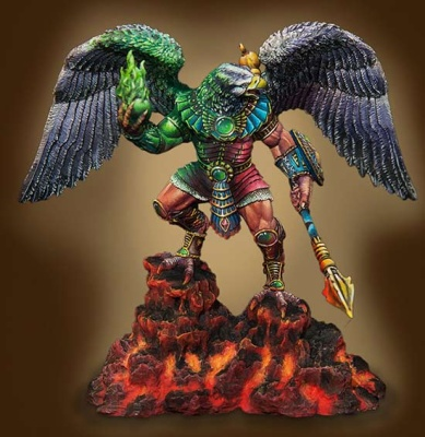 Ancient Warriors - Eagle (1)