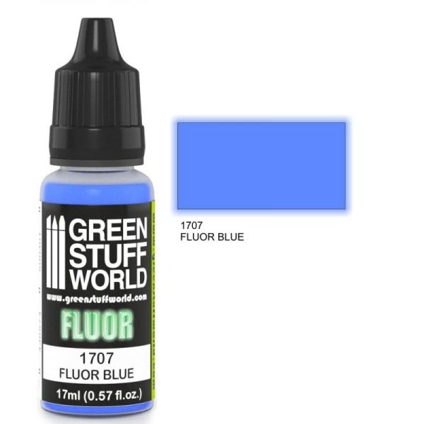 Fluor Paint BLUE
