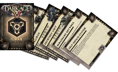 Dark Age Faction Deck - CORE