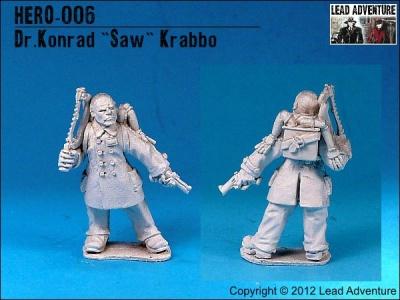 "Dr. Konrad ""Saw"" Krabbo (1)"
