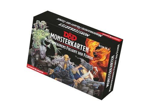 D&D: Monsterkarten - Mordenkainens Foliant der Feinde