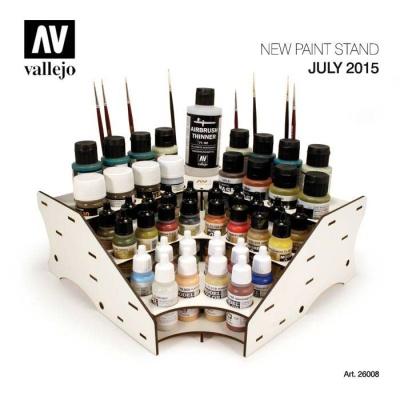 Vallejo Corner Module Paint Stand