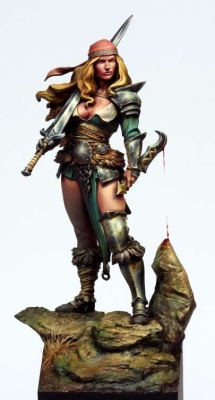 Alaana the Bloody Blade