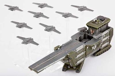 UCM: Ferrum Class Drone Base