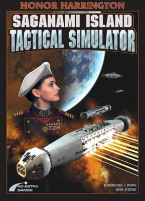 Saganami Island: Tactical Simulator Deluxe