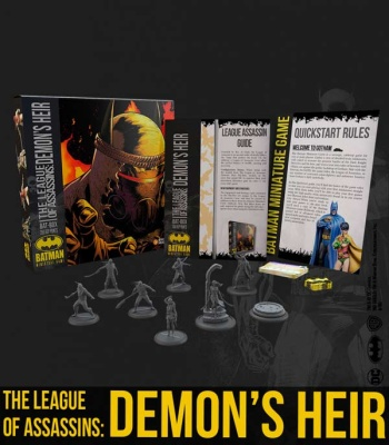 The Leage of Assassins: Demons Heir (7)
