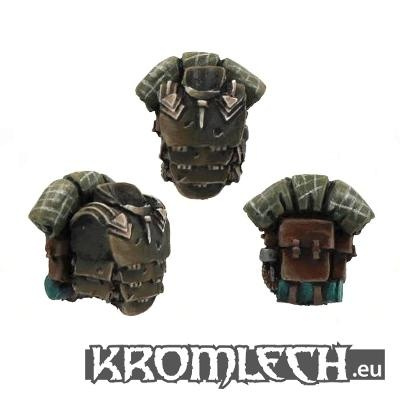 Armoured Torsos with Backpacks