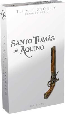 T.I.M.E Stories - Santo Tomas De Aquino - Demo Szenario