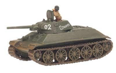 Stalingrad T-34 varient