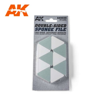 Double Sided Sponge File (10)