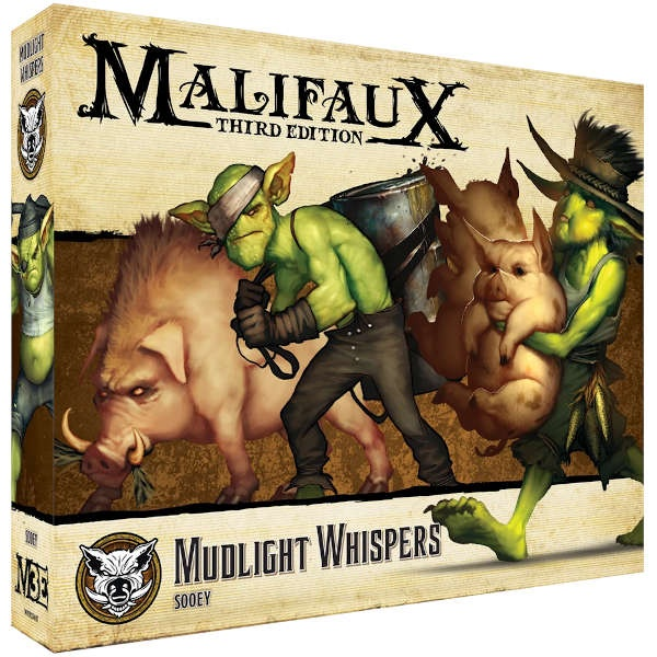 Malifaux (M3E): Mudlight Whispers