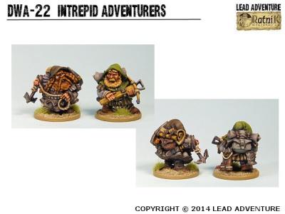 Intrepid Adventurers (2)