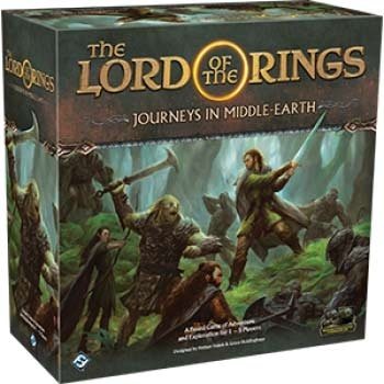 The Lord of the Rings: Journeys in Middle-Earth -EN