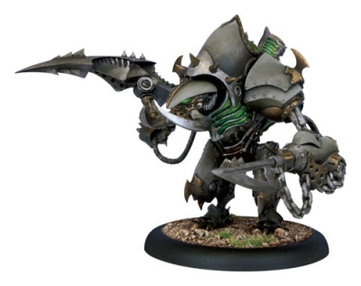 Cryx Reaper/Slayer/Corruptor Heavy Warjack Kit