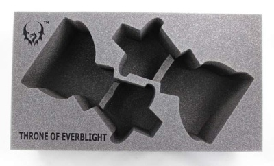 (Legion) 2 Throne of Everblight Battle Engine Foam Tray