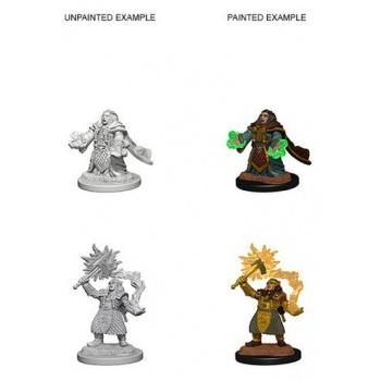 D&D: Dwarf Female Cleric (2)