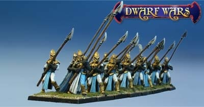 Good Elf Pike Regiment (10)