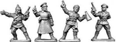 Bolshevik Commissars