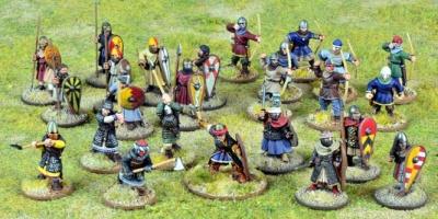 Crusader Starter Warband (Foot)