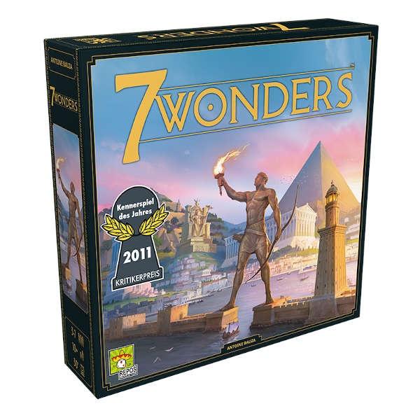 7 Wonders (neues Design) - DE
