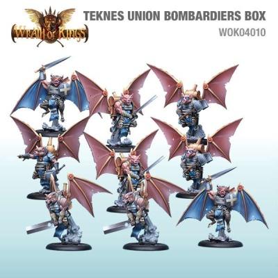 Teknes - Bombadiers Box