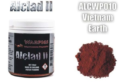 Alclad II PIGMENT: Vietnamese Earth