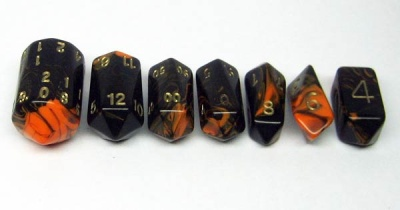 Crystal Caste Oblivion: Orange (7)