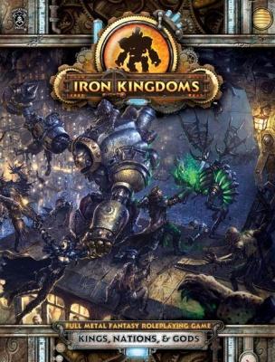 Iron Kingdoms: Könige, Nationen und Götter (deutsch)
