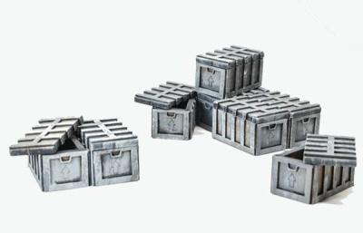 Hi-Tech Crates A