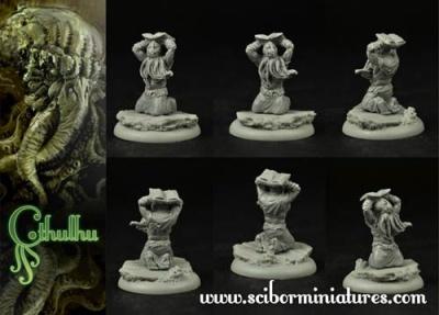 Cthulhu Cultist #4 (1)