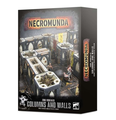 Necromunda: Zone Mortalis Columns and Walls