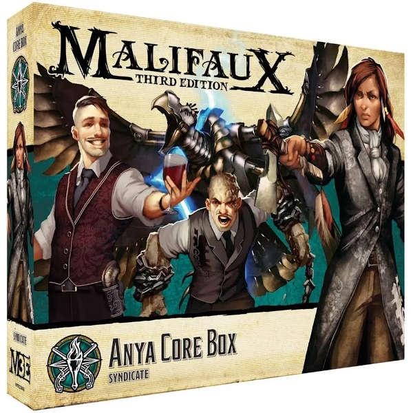 Malifaux (M3E): Anya Core Box