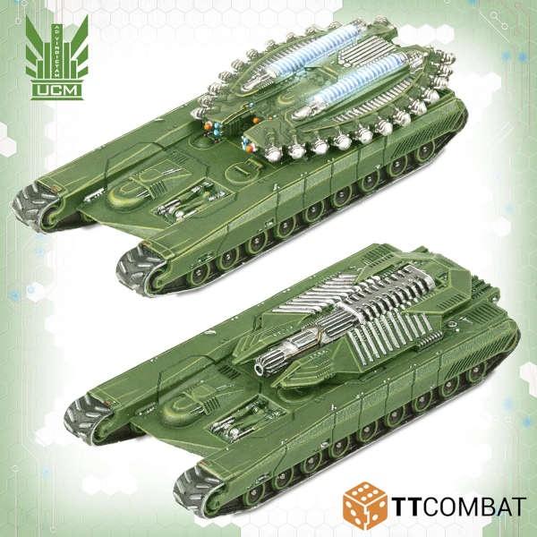 Scimitar Heavy Tanks (2)