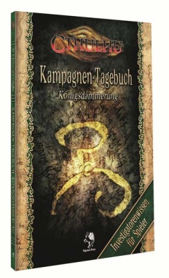 Cthulhu Königsdämmerung - Tagebuch für Spieler