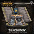 Cygnar Structure Trencher Blockhouse