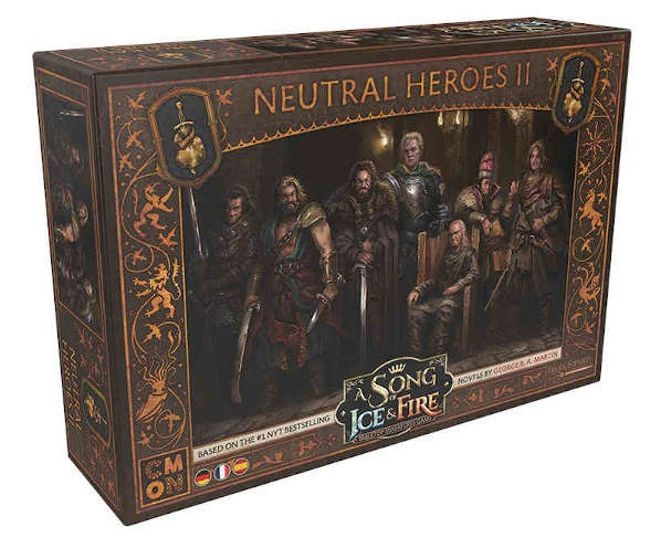 A Song Of Ice And Fire - Neutrale Helden #2 (DE)