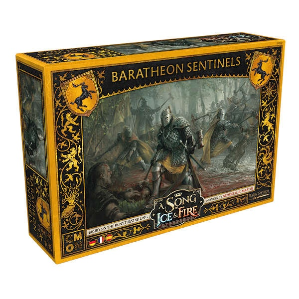 A Song of Ice & Fire - Baratheon Sentinels