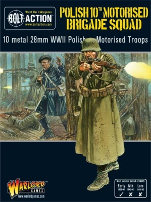 Polish 10th Motorised Brigade Squad (10)