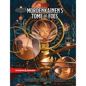 Dungeons & Dragons: Mordenkainen`s Tome Of Foes