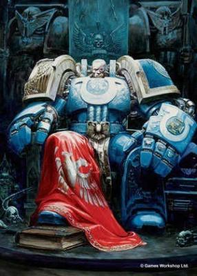 GameWorkshop Art Sleeves: Lord of Ultramar