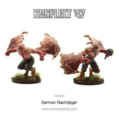 German Nachtjager (2)