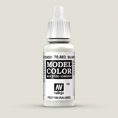 Model Color 152 Hellgrau (Silvergrey) (883)