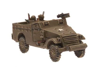 M3A1 armoured car