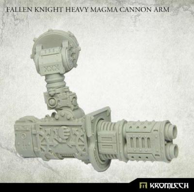 Fallen Knight Heavy Magma Cannon Arm